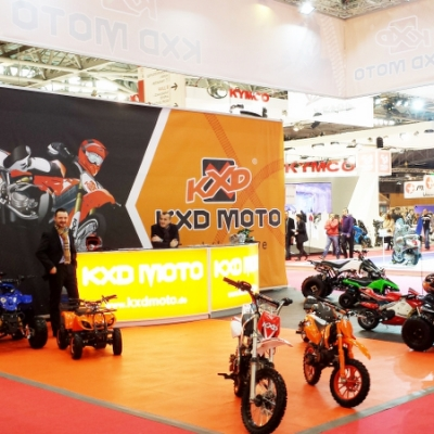 Salon de la Moto – 2013